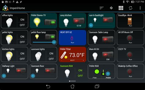 Floor Plan App Free imperihome smarthome control app review myzwave net