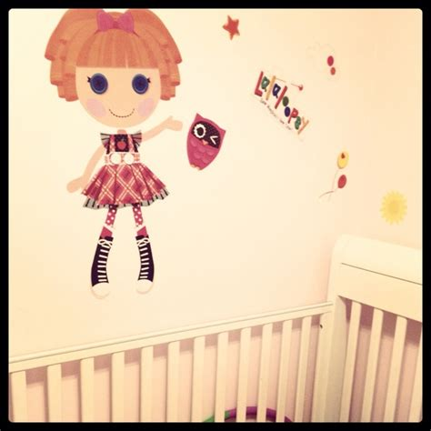 lalaloopsy bedroom the gallery for gt lalaloopsy wall mural