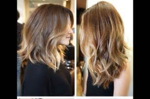medium length hair with ombre highlights 1000 images about hair i want on pinterest