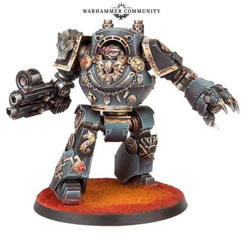 Cabal 30 K Warhammer 30k The Horus Heresy Weekender Br 252 Ckenkopf