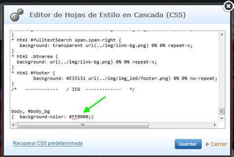 imagenes que cambian automaticamente html consejo r 225 pido c 243 mo cambiar el color de fondo de la