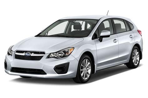 subaru cars 2014 subaru impreza review and rating motor trend