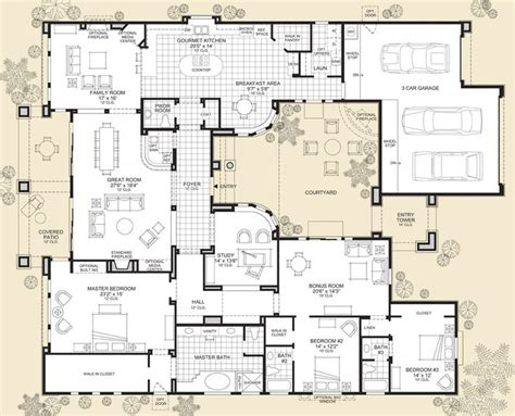 luxury floor plans with pictures best 25 toll brothers ideas on luxurious