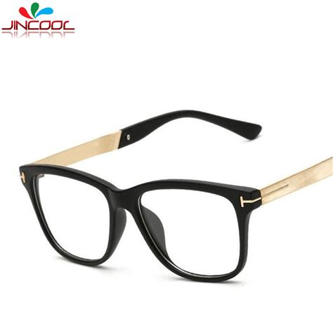 trendy eyeglasses 2017 jincool new tom designer eye glasses men 2017 top quality