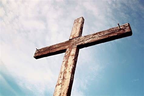 On That Rugged Cross by Caffeinated Thought Of The Day And Him Crucified