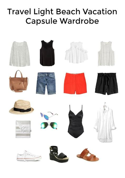 7 Tips For Creating A Capsule Wardrobe by 25 Best Ideas About Vacation Wardrobe On
