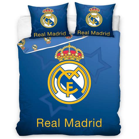 doodle real madrid official real madrid single duvet covers football