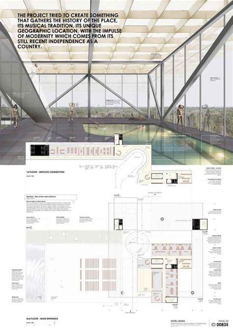 architecture design competition video hotel liesma architectural competition latvia e architect