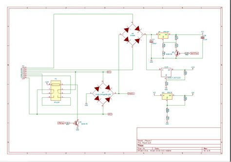 how to place a resistor in kicad musings of a wahz lab power supply transition to kicad and pcb