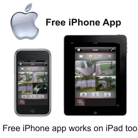 home security system iphone compatible