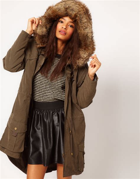 Asos Parka by What To Wear This Winter Is Parka The It Coat Of 2012