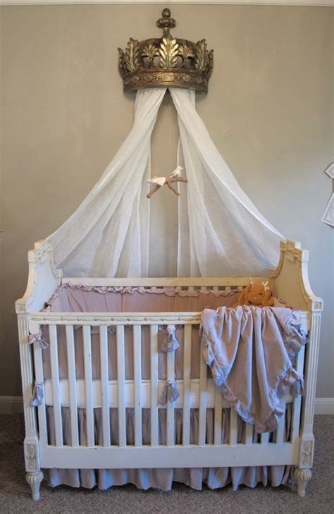 Crown Crib Canopy by Crib And Bed Crown