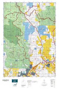 colorado gmu 27 map mytopo