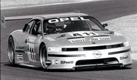 opel calibra race car opel calibra mike briggs from south africa turing car