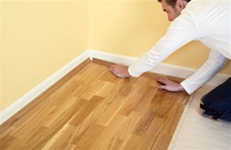 how to install pergo flooring