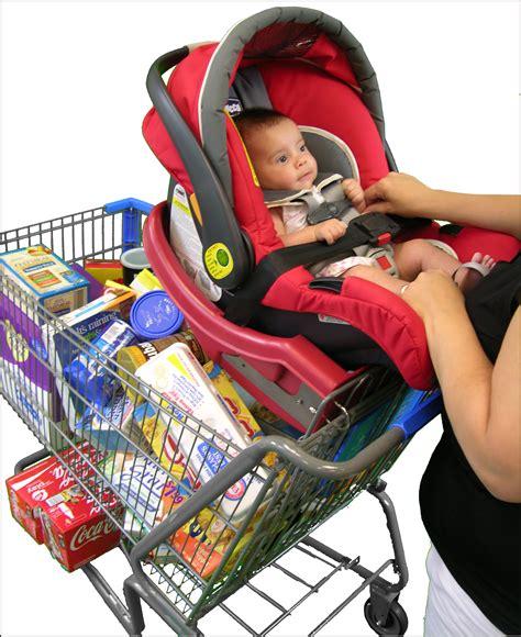 grocery cart baby seat safe dock safe