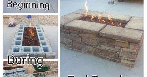 Build Your Own Pit Kit easyfirepits create your own pit with t36ck