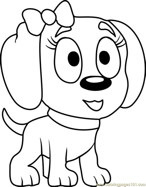 pound puppies nutmeg coloring page free pound puppies