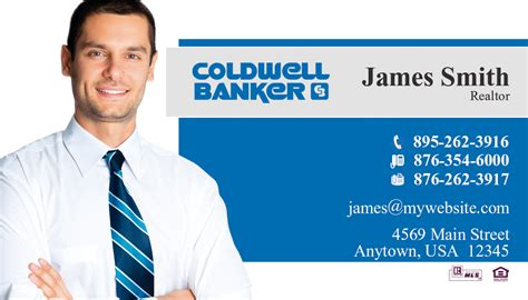 coldwell banker business card template coldwell banker business cards 02 coldwell banker