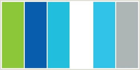 color combination for blue color scheme named colorcombo137 from colorcombos com