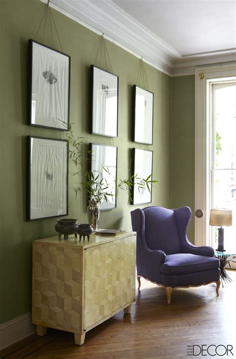 olive green living room 13 green rooms with serious designer style townhouse