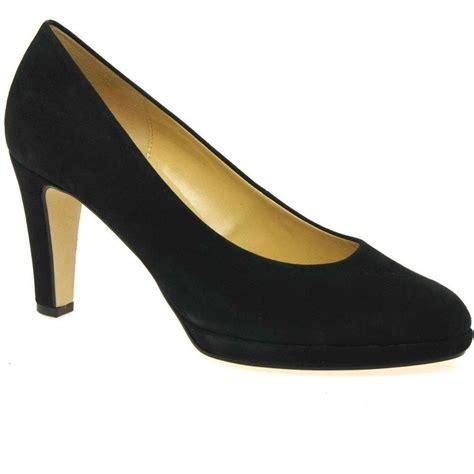 gabor splendid court shoes heels charles clinkard