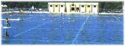 Garden City Ks Pool The Quot Big Quot Pool Garden City Kansas