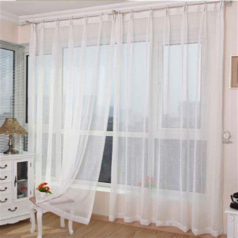 Sheer Curtains White White Sheer Curtains 96 Effective Sheer White Curtains Laluz Nyc Home Design