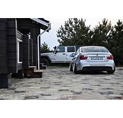 Stanced BMW 320D E90