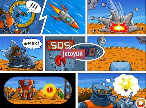 huenerli robot oyunu oyna robot