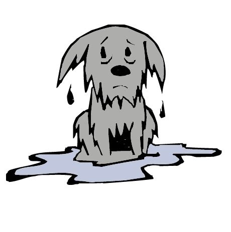 wet clipart clipground