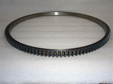 function of starter motor in engine starter ring gear