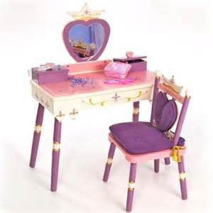 Childrens Bedroom Vanity Levels Of Discovery Royal Princess Vanity Set