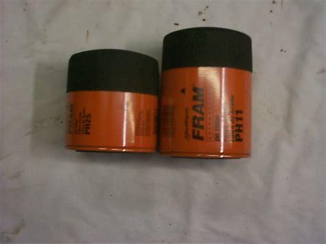 oil filter guide fram oil free engine image for user