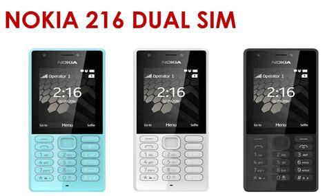 Nokia 216 Dual Simdual Kamera microsoft nokia 216 dual sim review specs price gse mobiles