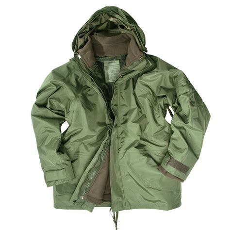 Parka Green Army List Parka Army Premium army waterproof parka ecwcs hooded jacket with fleece olive green s 3xl