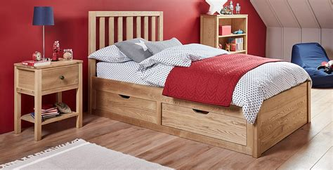 childrens beds with storage radley children s storage bed feather black