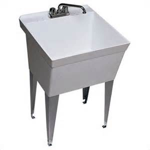 Swanstone Single Bowl Kitchen Sink by How To Install Wall Mount Utility Sinks Apps Directories