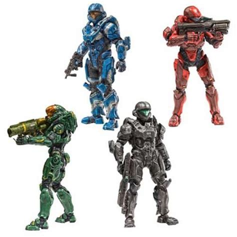 halo 5 figures series 2 halo 5 guardians series 2 figure set mcfarlane