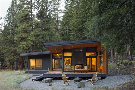 Winthrop Wa Cabins by Lot 6 Modern Home In Winthrop Washington On Dwell