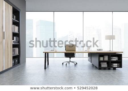 windows and doors ceo view ceo office large wooden doors 스톡 일러스트 529452028