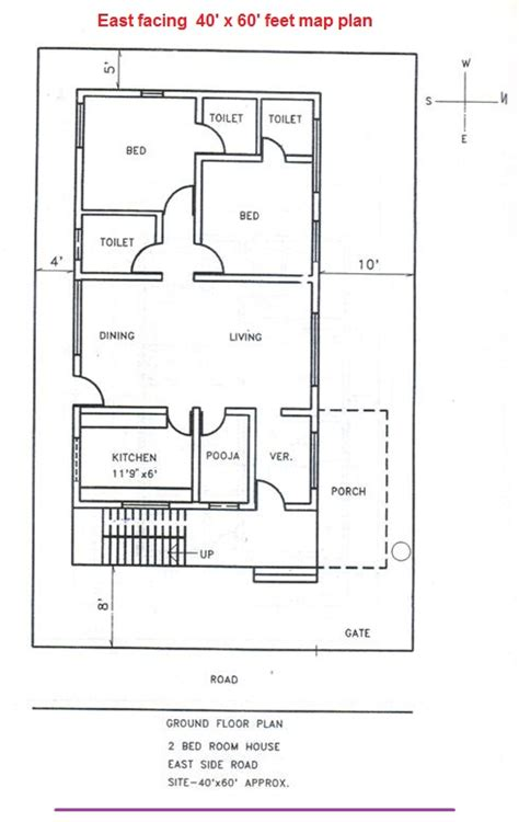 East Facing House Vastu Plan East House Plans In India Studio Design Gallery Best Design