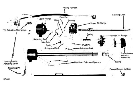 1989 ford f150 ignition switch wiring diagram 45 wiring