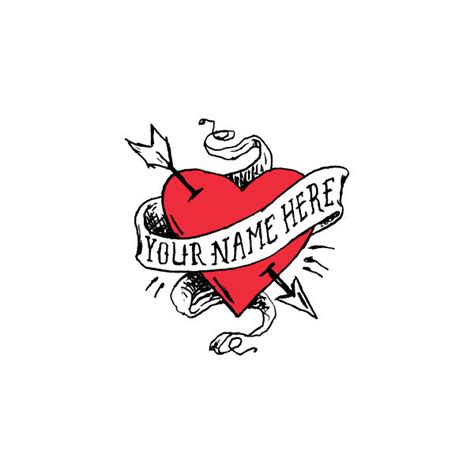 tattooed heart composer heart tattoo clipart free download clip art free clip