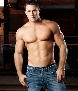 Luke o donnell ripped muscles australia rugby player