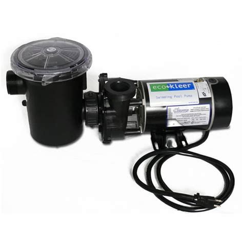 1hp pool motor eco kleer 1 hp pool motor waterway