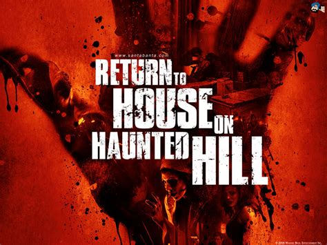 return to house on haunted hill return to house on haunted hill movie wallpaper 6
