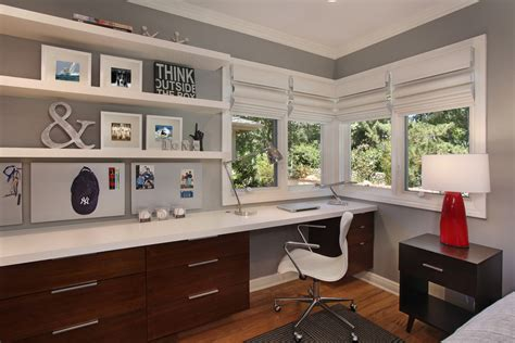 gray office furniture 17 gray home office furniture designs ideas plans