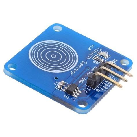 jog type touch sensor module capacitive touch switch