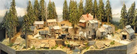 java river layout grizzly flats on3 layout by laurie green model train